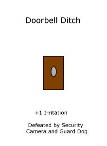 DoorbellDitch